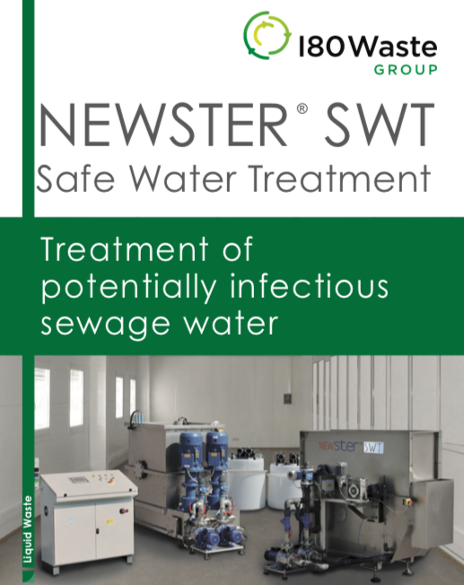Newster SWT (Safe Water Treatment) Brochure in PDF format