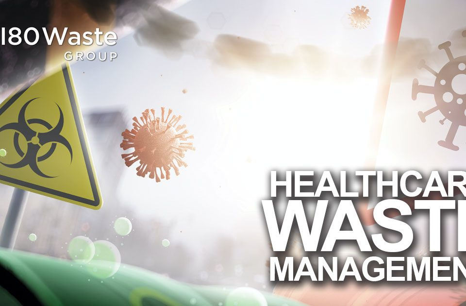 180 Waste Group for onsite healthcare waste management