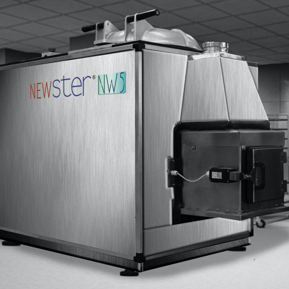 Newster NW5 Solid Waste Steriliser