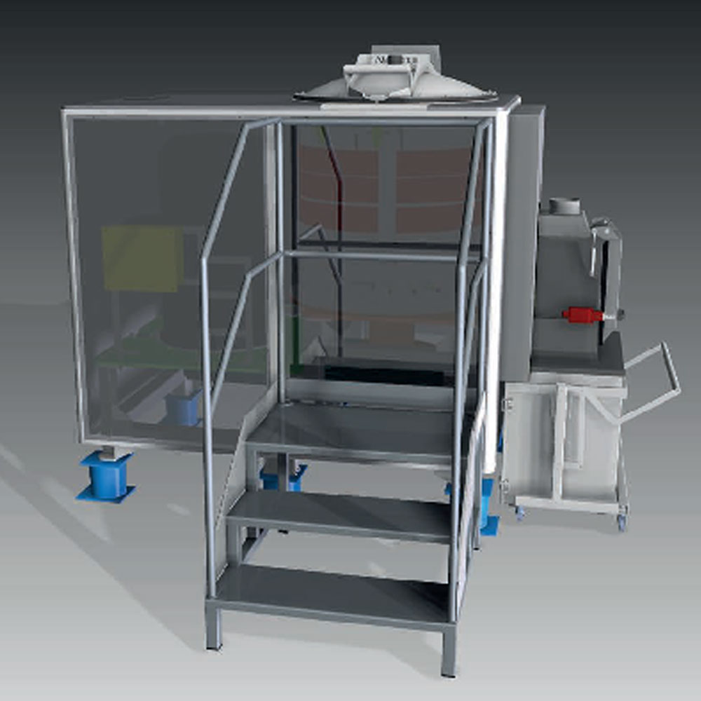Newster NW50 Solid Waste Steriliser
