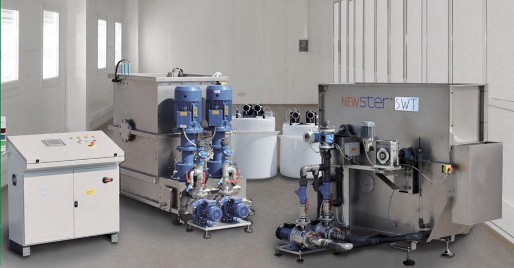 Newster Safe Water Treatment Technology