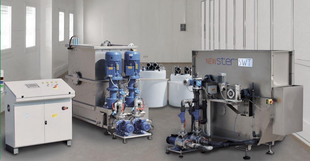Newster Safe Water Treatment Technology
